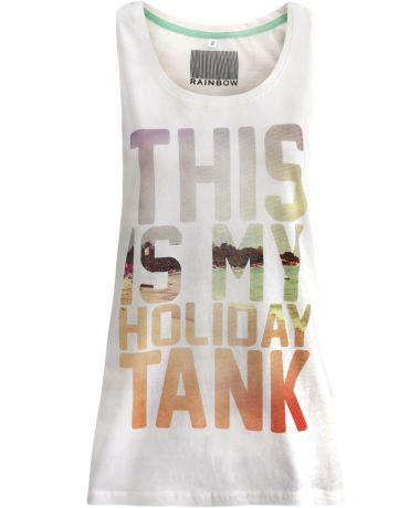Exta top - THIS IS MY HOLIDAY TANK